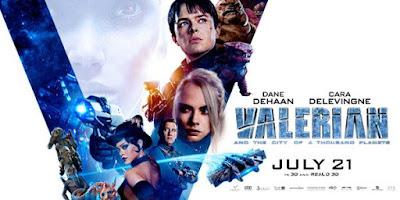 Valerian and the City of a Thousand Planets (2017) සිංහල උපසිරැසි සමගින්