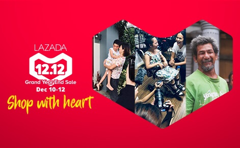 Celebrities and Online Personalities Collaborated with Lazada to Grant Wishes for Christmas