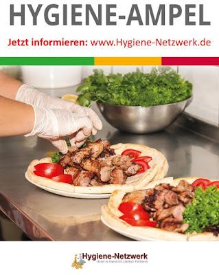 Die Hygieneampel bietet viele Chancen für gute Gastronomen und Lebensmittelhersteller