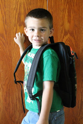 Back to School Farm Kid Style with Carhartt's new line of back packs