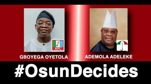 OSUN STATE RERUN Results:  See Result From Osun Governoship Election Rerun Polling centres