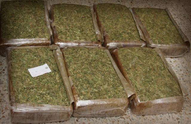 Apresan regidor de Jimaní con marihuana