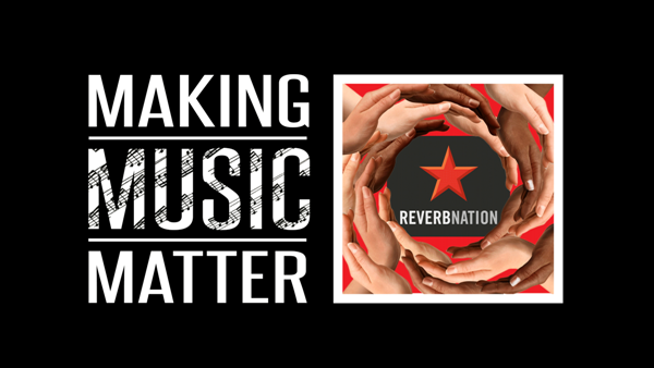 Reverbnation Widget Impression
