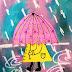 Lesson Plan: Rain Puddles Collage