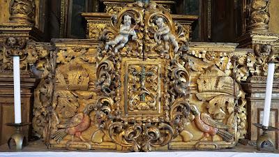 Resultado de imagem para sacrário barroco