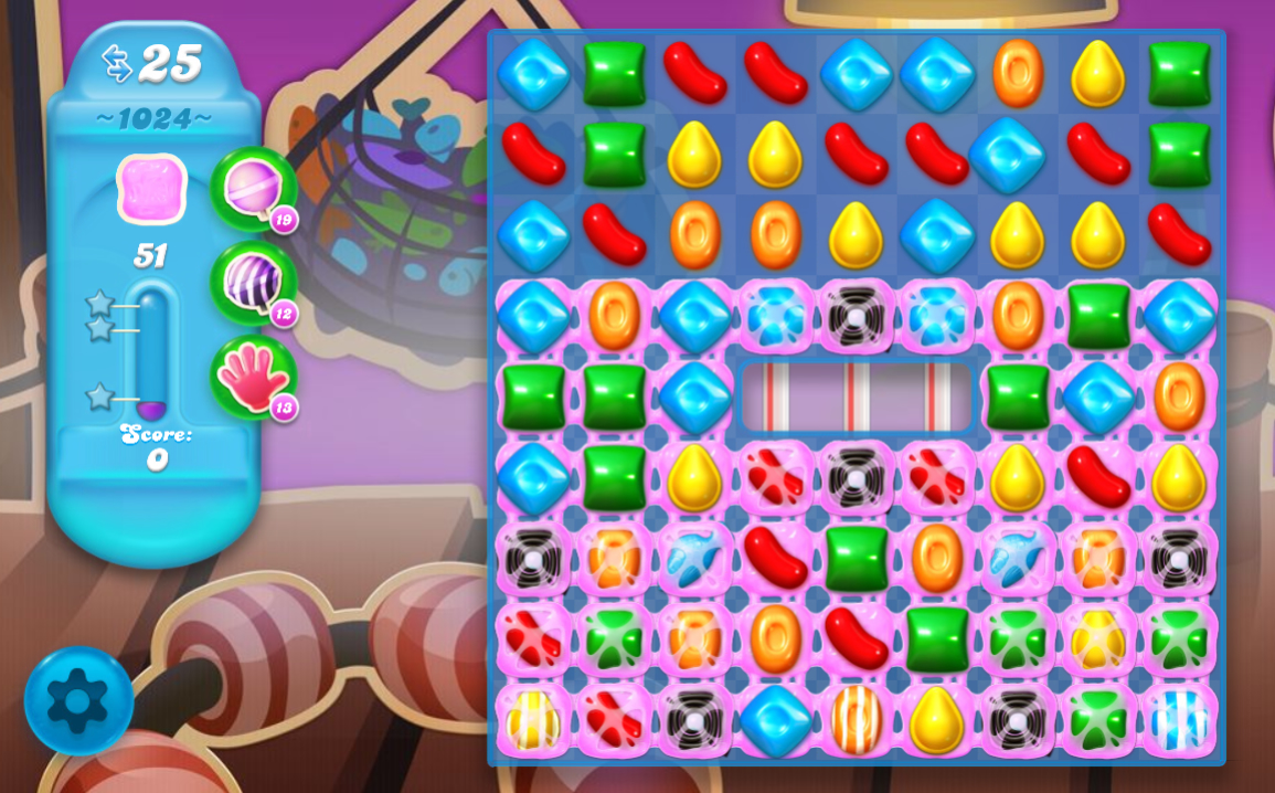 Candy Crush Soda Saga 1024