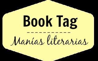 Book Tag: Manías Literarias