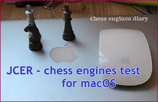 JCER Tournaments for macOS MacJCER2a