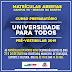 Ponto Novo: Matrículas para o Programa Universidade para Todos poderão ser realizadas no período de 21 a 24 de maio