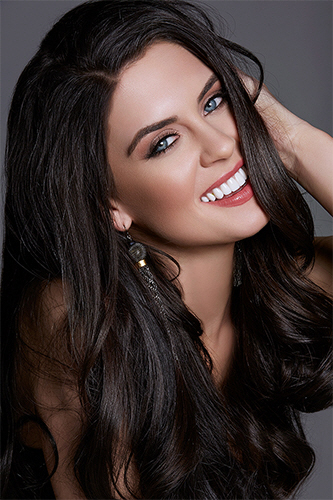 Miss USA 2018 Candidates Contestants Delegates Arkansas Lauren Weaver