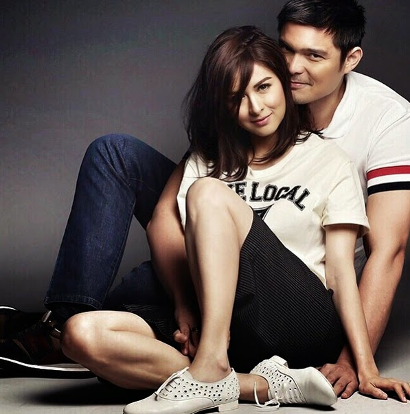 Marian and Dingdong