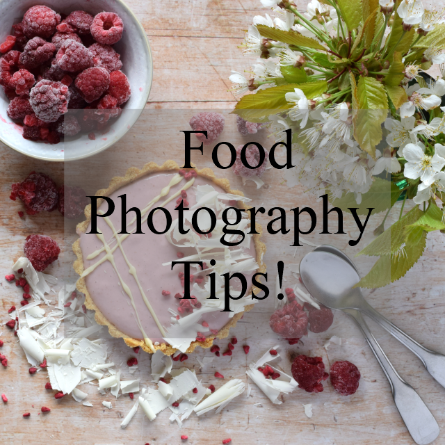 Food Photography Tips for those new to blogging or looking to up their food photography game.game.a