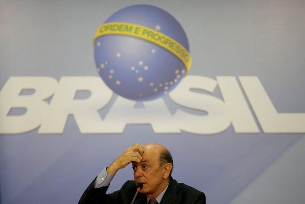 O ministro das Relações Exteriores, José Serra (PSDB). Foto: Uselei Marcelino, Reuters