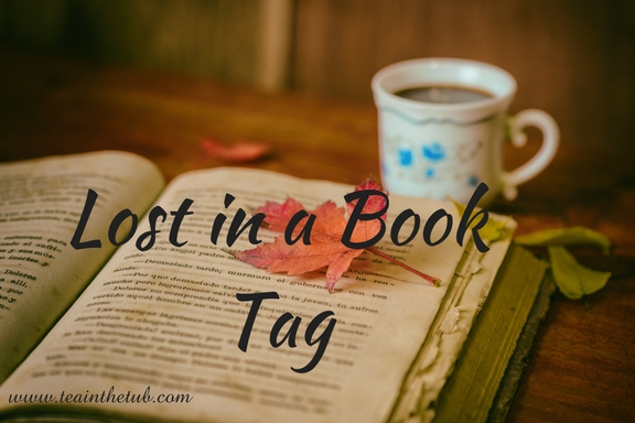 Lost in a Book Tag