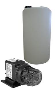 45MHP-10 Metering Pump & Solution Tank