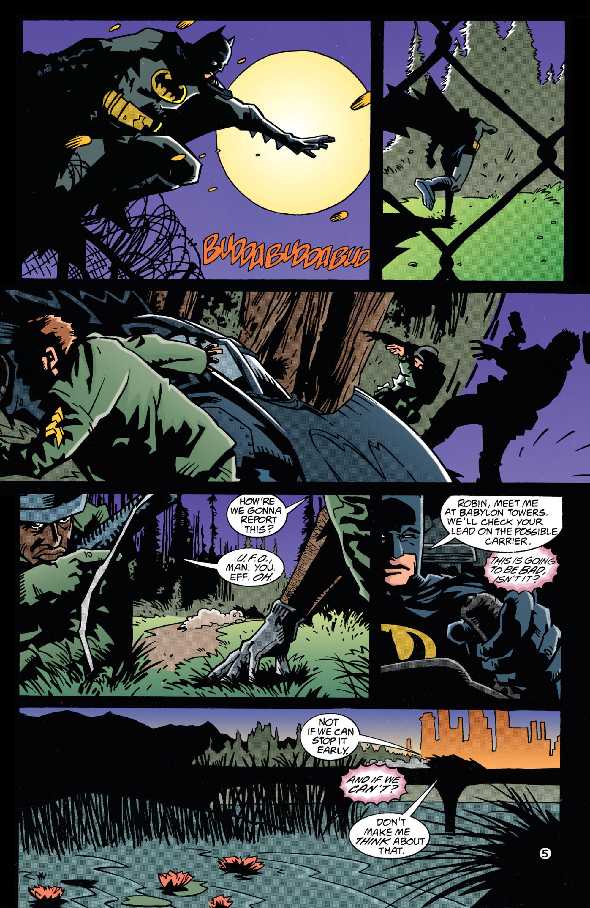 Detective Comics (1937) 695 Page 4