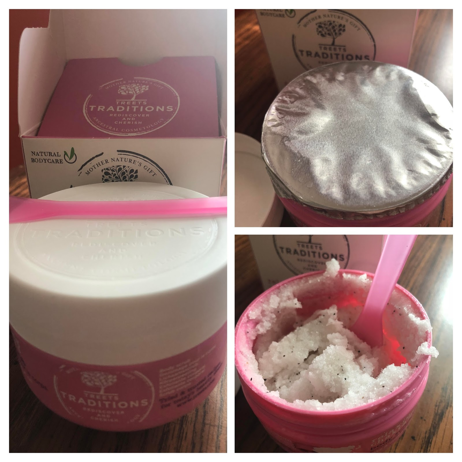 6c6fea1feb894 Pamper Yourself with Treets Traditions Relaxing Chakra s Body Scrub ...
