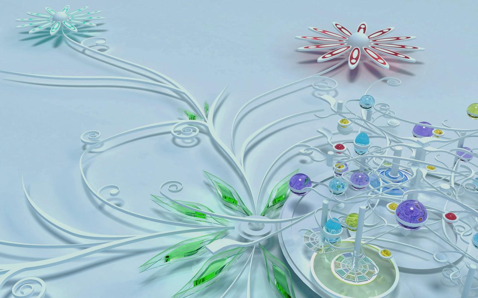 Imagenes De Portadas Para Facebook De Flores Abstractas Hd