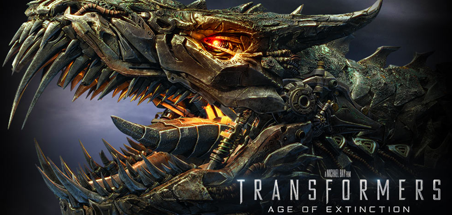 TRANSFORMERS: AGE OF EXTINCTION - Dinobot