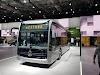 El bus urbano eléctrico de Mercedes Benz en la IAA 2018, el E-Citaro