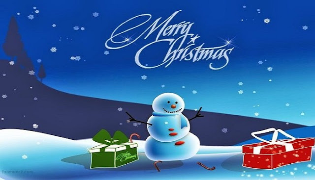 Merry Christmas Whatsapp Message Images