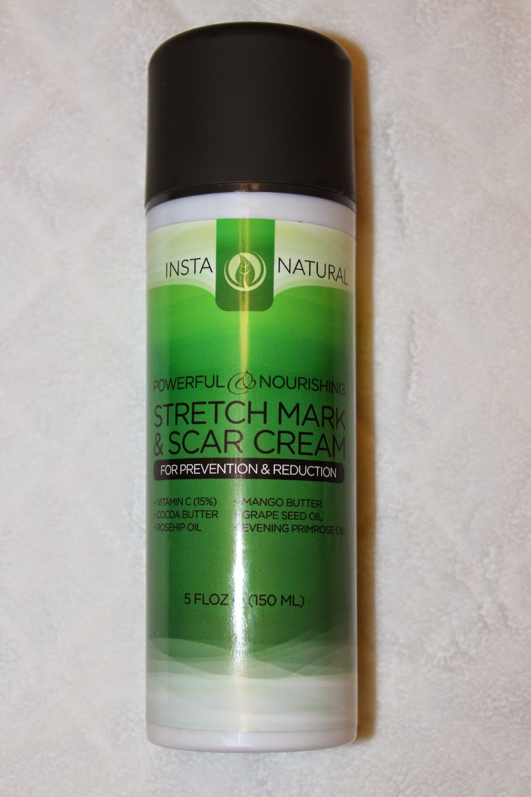 Beaute And The Bee Instanatural S Stretch Mark Scar Cream Age