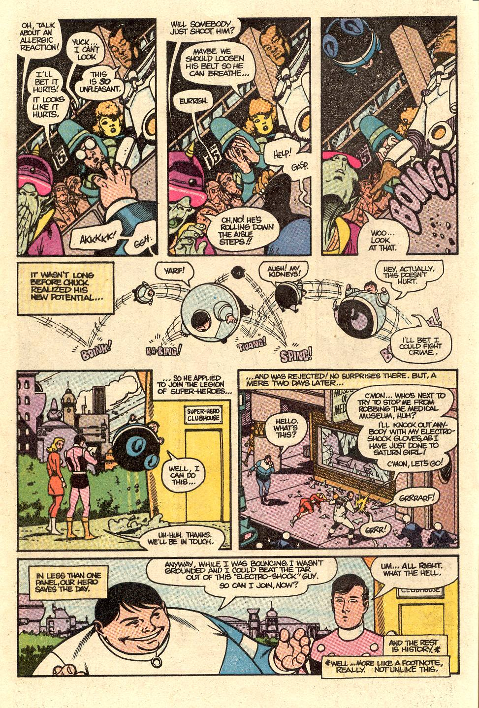 Read online Secret Origins (1986) comic -  Issue #49 - 3