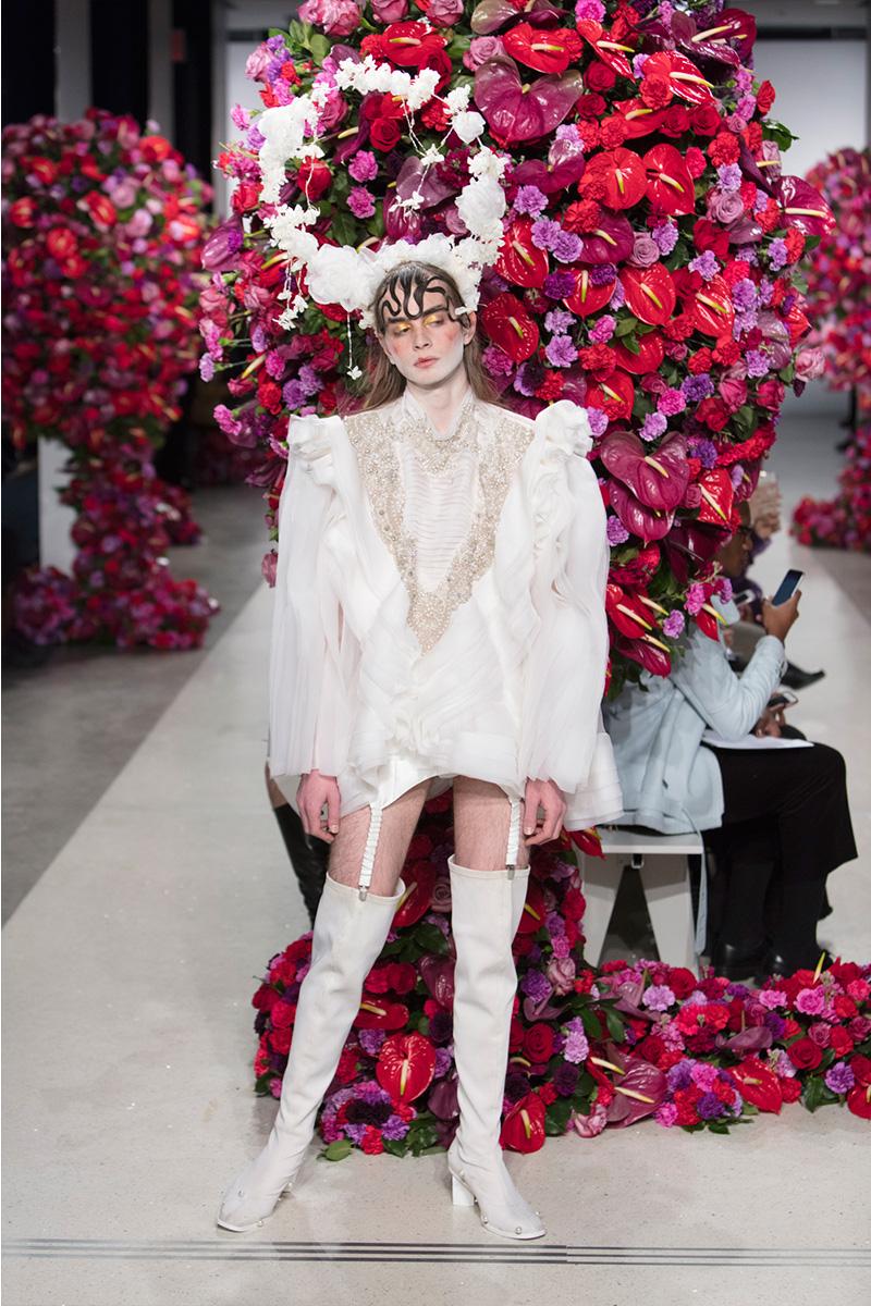 Brankopopovicblog palomo spain fall winter 2017 Good style fashion show cleveland