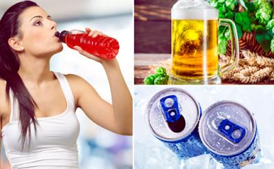 Bebidas prohibidas si quieres bajar de peso.