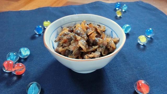 ご飯のお供に!あさりのむき身でつくる佃煮(しぐれ煮)のレシピ