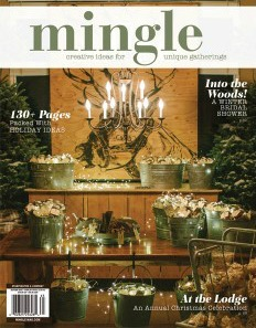 As Seen in Mingle Magazine