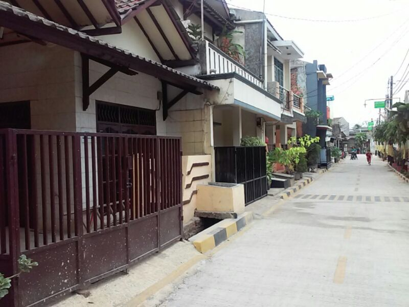 Dijual Rumah Second Di Perumahan Jatimulya Bekasi Timur