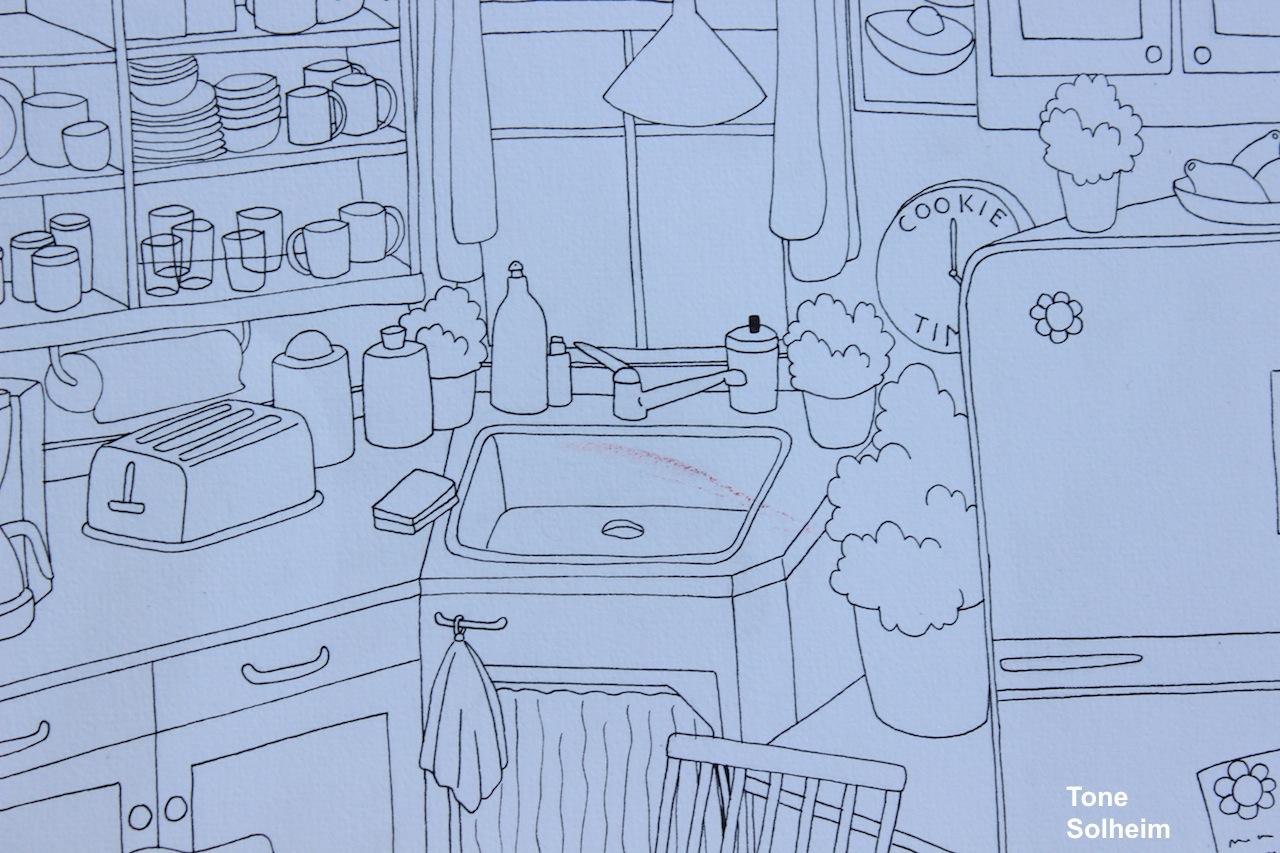 komorebitone: Monica\'s kitchen: Step by step