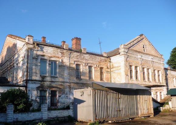 Конотоп. Железнодорожное училище. 1890 г.