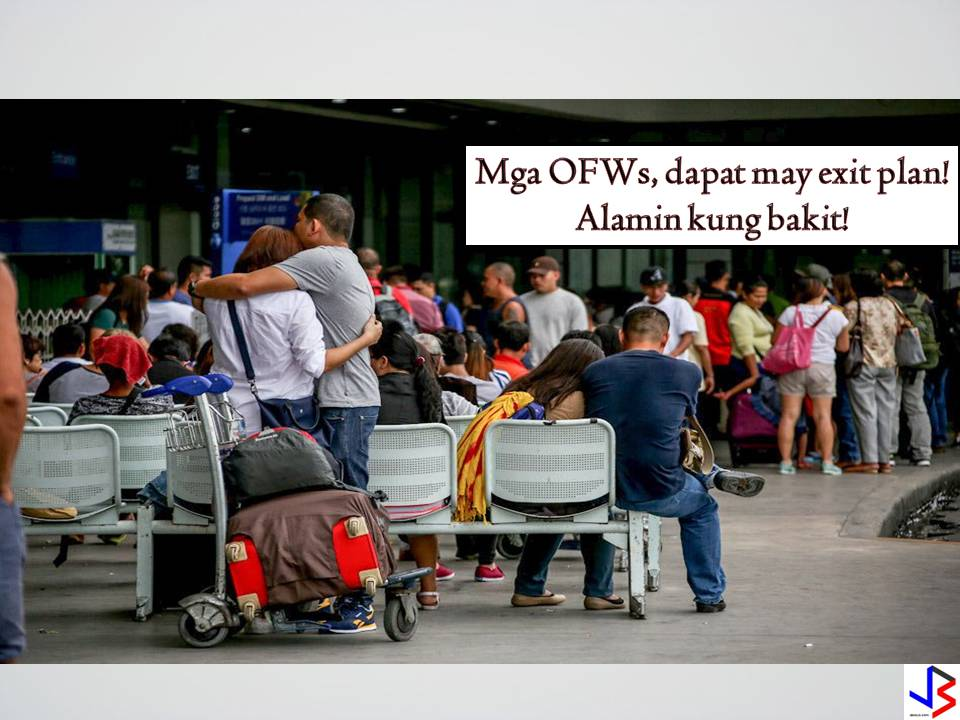 "KAILANGAN I-PLANO NG MGA OFW ANG KANILANG PAG-UWI.ALAMIN KUNG BAKIT. Saudi Arabia has the largest  number of  Filipinos working in different sectors. Overseas Filipino Workers (OFWs) in Saudi Arabia can be found working in hospitals, restaurants, construction and oil companies, schools and  evand evenses as household service workers among others. Saudi Arabia has become a home for most OFWs, some even brought their families to live with them. Being an unfamiliar territory with strict rules and laws, working in the Kingdom has become the bread and butter for most OFWs who has not given an opportunity in their  own country to find a decent job with enough earning for their families.Every year, a big number of OFWs  try their fate and gamble just to have a job that can feed their families and send their kids to school. Aware of the risks, OFWs still come to the Kingdom bearing the burden of giving their families good life and better future. Saudi Arabia has started Saudization  since 2011. 'Saudization', officially known as Saudi nationalization scheme, or Nitaqat system in Arabic, is the newest policy of the Kingdom of Saudi Arabia implemented by its Ministry of Labor, whereby Saudi companies and enterprises are required to fill up their workforce with Saudi nationals up to certain levels. It calls for an increase in the share of Saudi manpower to total employment and for expanding work opportunities for Saudi women and youth. With the implementation of this changes, many expats  including OFWs  are under the risk of losing their jobs. In a report dated August 9,2016 by Arab News,The Ministry of Labor and Social Development plans to nationalize all health jobs in the Kingdom in collaboration with its counterparts. Saudization will not be limited only to the pharmaceutical sector. In the pharmaceutical sector alone,the are expecting 15,000 jobs that can be made available  for the Saudi Nationals --it translates to 15,000 expats including OFWs that will lose their jobs. In the automobile sector,they are expecting 9,000 jobs for citizens. In March this year, the ministry made a decision that forbids non-Saudis from selling and maintaining mobile phone devices and accessories. The ruling was made in collaboration with the ministries of Commerce and Industry, Municipal and Rural Affairs and Communications and Information Technology.  This is really happening and it is hitting the expats hard and fast.You need to be ready when it comes. The Duterte government, The POEA, and OWWA formulates reintegration programs to help the OFWs, especially those who will be hit by retrenchments due to an unavoidable circumstances including Saudization but it will not be sufficient. Being ready is the key and you need to act now. Mr. Loreto  B. Soriano, a former OFW in Saudi Arabia and the CEO of LBS Recruitment Solutions has some useful  insights on how to plan your return.  ""Its a long range plan so OFWs must have their own plan too.  And the plan must start with ""increased capacity to reduce expenses by himself in the jobsite and his family then augment with increased effort to save more monthly, "" Mr. Soriano said.   Bringing family in the job site unless the wife or husband is employed should be avoided.   When preparing for vacation, an OFW must have ""his and his family"" an expenditure plan.   ""Pag mag- exit naman but balak pang mag-abroad. Dapat may financial plan to cover the days, weeks, months na un-employed siya and without income. Where shall fund come if the emergency fund is exhausted- without touching the savings in the bank 'coz the savings is for the family, "" he added.    Saudi has been deeply planning its exit from depending on migrant workers. We know it will take them time, maybe 10-15 more years...  at least, they are better off in adopting a ""long range exit plan"" compared to us in the Philippines. We always believe, we are badly needed, we are the best, and keep on postponing to sit down or probably we are afraid to acknowledge the truth. I appeal we must start to craft our ""exit strategy and plans"" from over dependence on overseas migration and OFW remittances."" Mr. Soriano stated.  ""Their exit plan start with no extension of residence permit of those with 10years employment stay in Saudi. No valid residence permit-no recontract, no re-entry visa."" ""On the health sector in Saudi the loss of jobs from Saudization maybe slower compared to other sector.."" he said.   Being an OFW for years, how much do you actually save?  Due to lack of financial knowledge, most OFWs remain broke after years of working hard overseas. The key word is save, save and save.   When something unexpected happens, you must be ready."