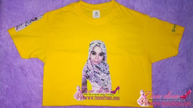 Cetak T-Shirt  Sendiri dengan SOBI