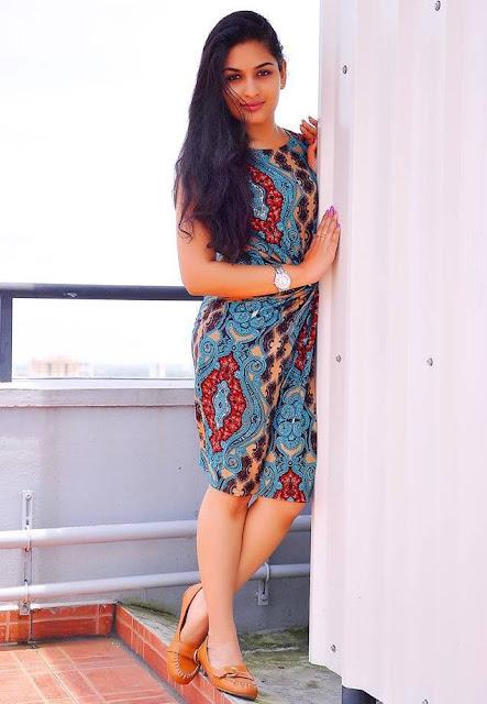Malayalam actress Prayaga Martin latest