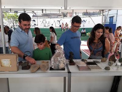 Superintendência de Salvador participa de Feira de Ciências.
