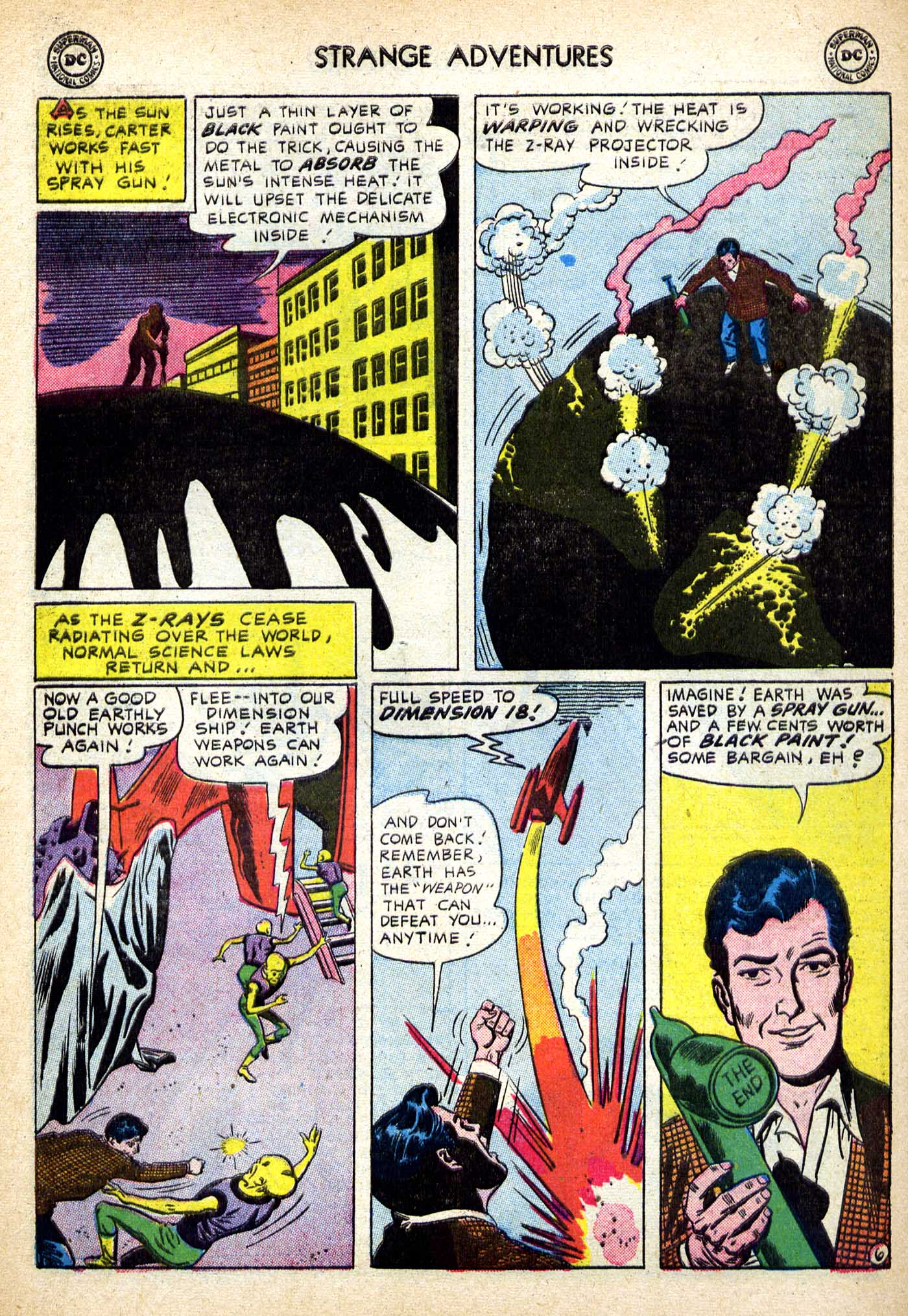 Strange Adventures (1950) issue 82 - Page 30