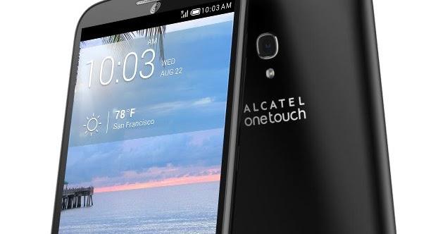 Straight Talk Launches Alcatel onetouch POP MEGA LTE Phablet