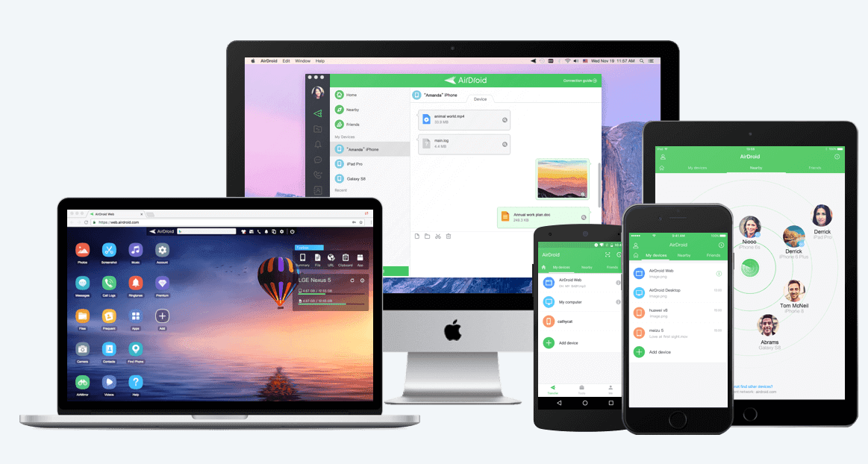 يتوفر الآن أول تطبيق في العالم يتيح لك التحكم في جهاز Android من هاتف iPhone