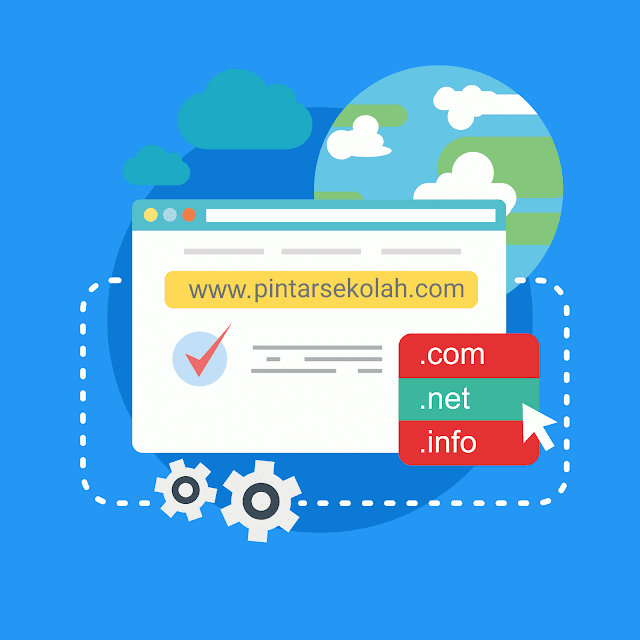 Pengertian Domain dan Jenis-Jenis Domain Pintar Sekolah