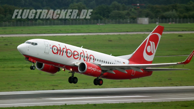 Air Berlin - Boeing 737 - D-ABLC