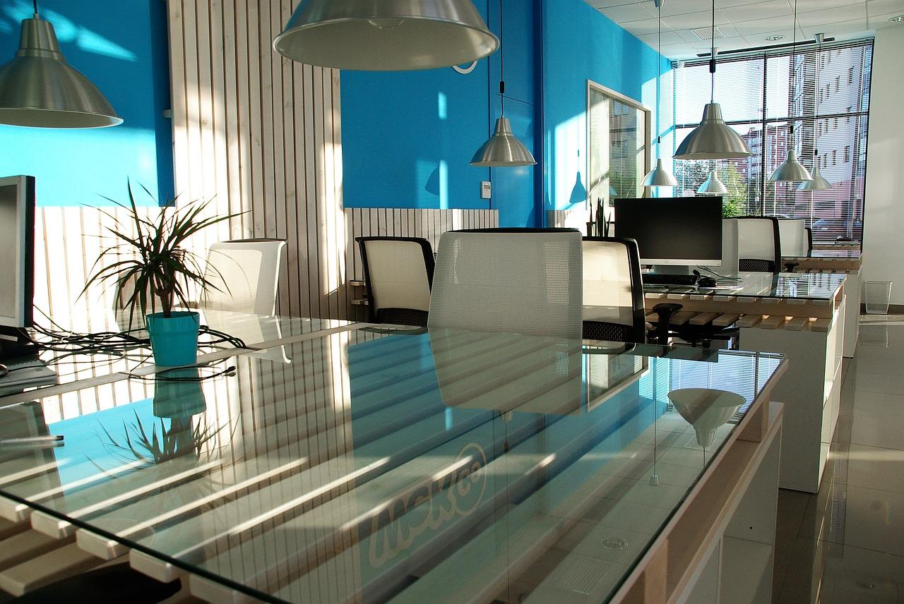 Come si arreda un ufficio moderno