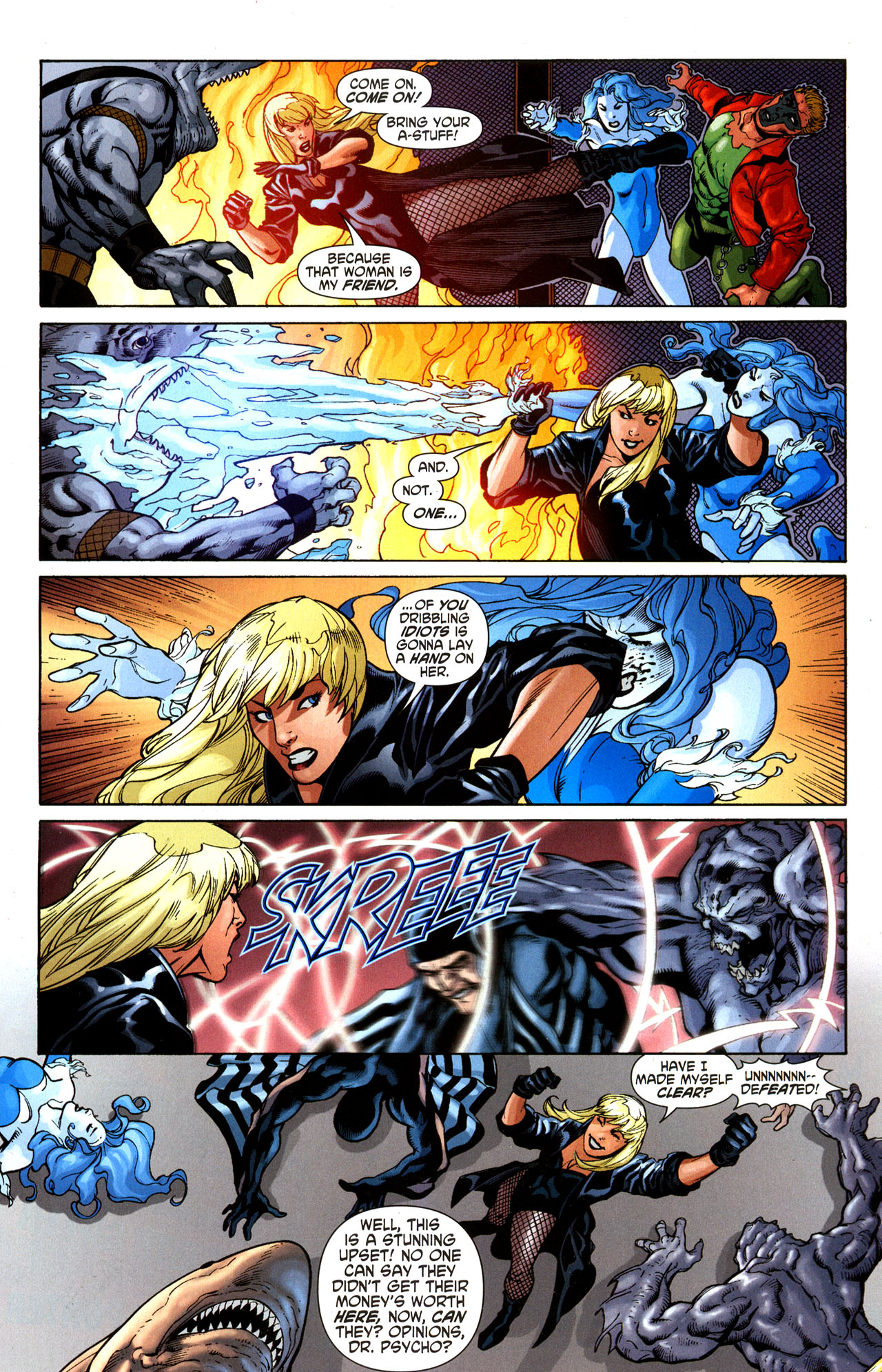 Read online Wonder Woman (2006) comic -  Issue #35 - 19