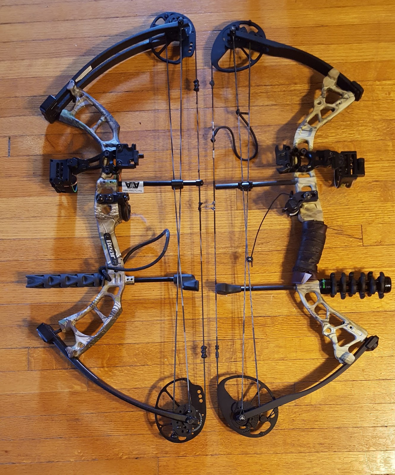 Project Gridless: Compounds Bows Vs Recurve Bows, which is Better?