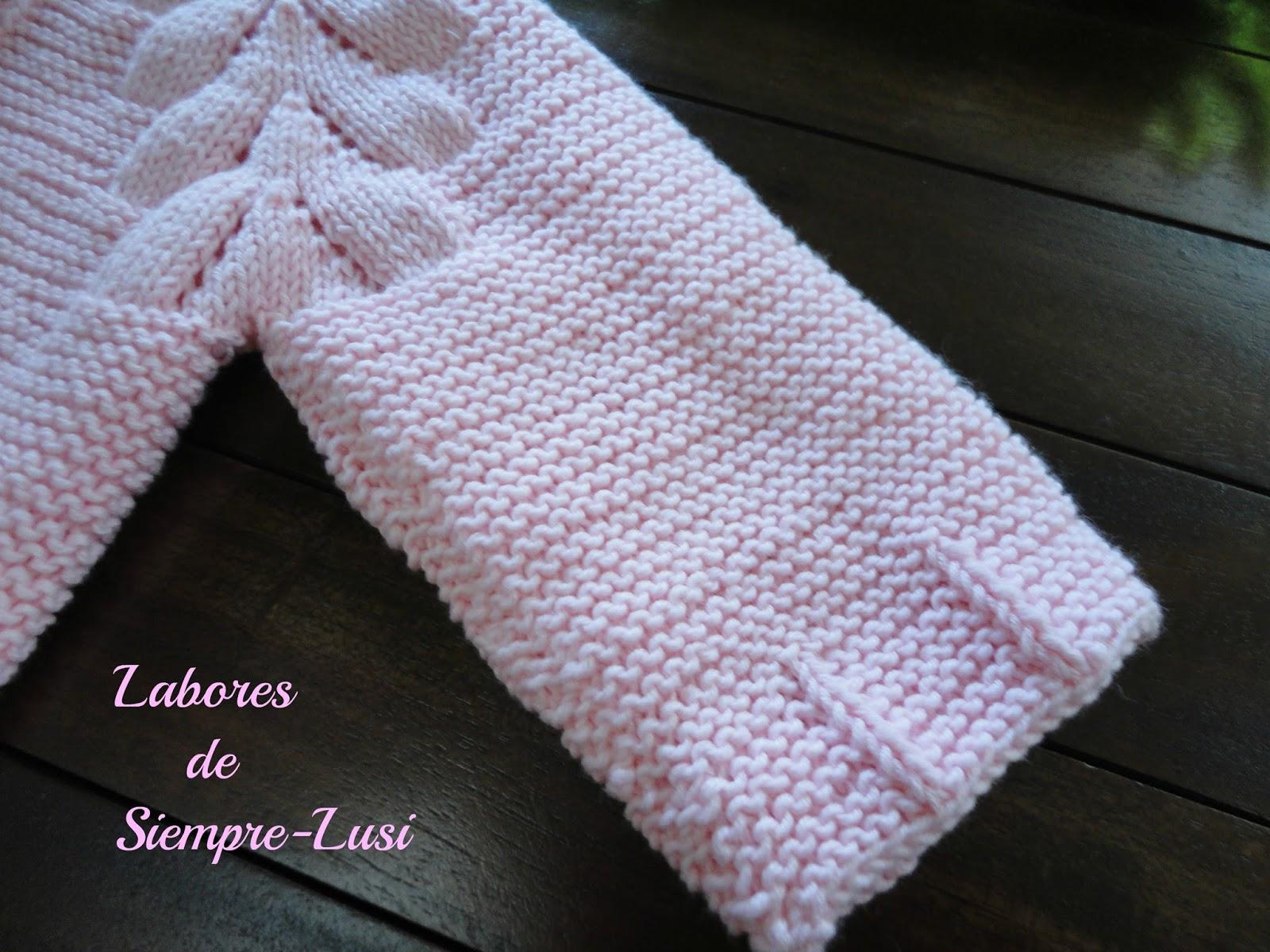 Encantador Ganchillo Suéter Patrón De Bebé Adorno - Manta de Tejer ...