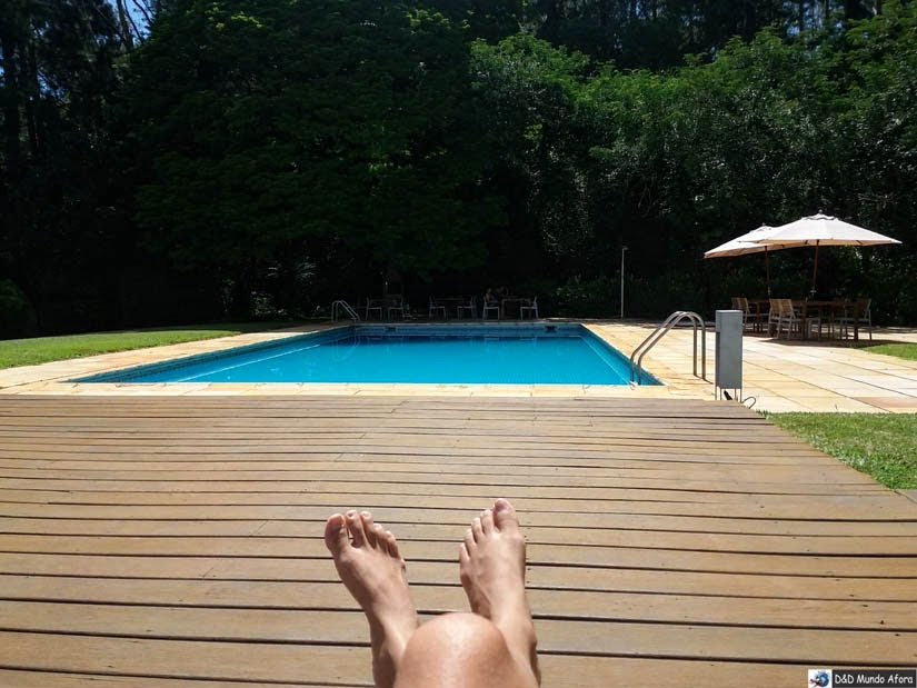 Diário de bordo - Hotel Garden Hill - São João Del Rei - MG