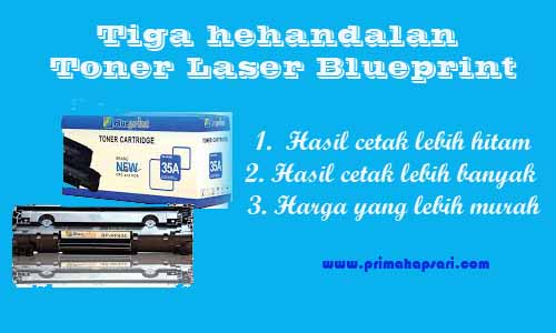 blueprint laser toner hemat