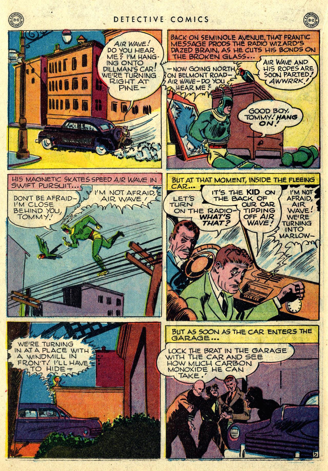 Read online Detective Comics (1937) comic -  Issue #121 - 28